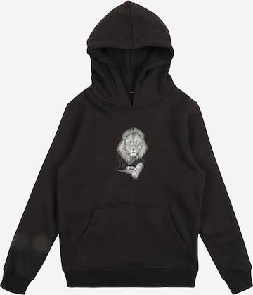 Mister Tee Sweatshirt in Black