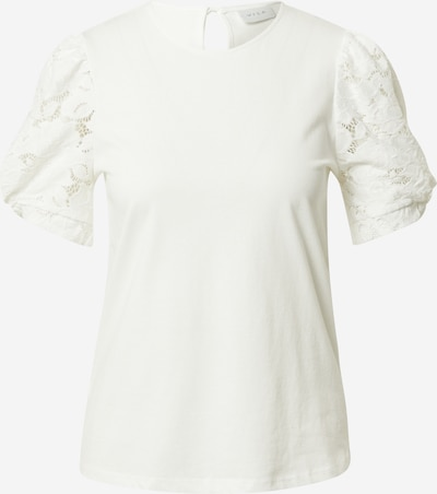 Bluză VILA pe alb, Vizualizare produs