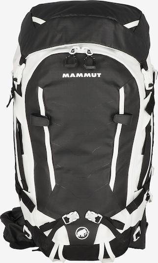 MAMMUT Sportrugzak 'Trion Spine 35' in de kleur Zwart / Wit, Productweergave