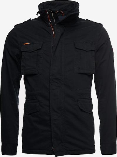 Superdry Tussenjas 'Rookie' in de kleur Zwart, Productweergave