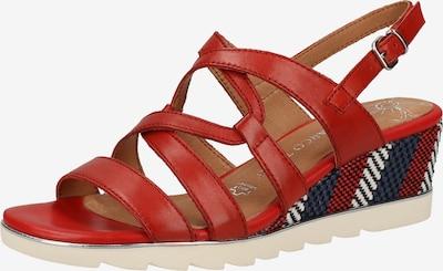 MARCO TOZZI Sandale in rot, Produktansicht