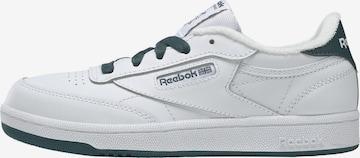 Baskets 'Club C' Reebok Classics en blanc