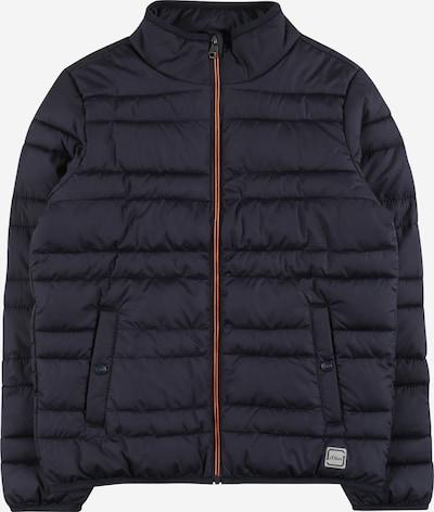 s.Oliver Between-Season Jacket in Night blue / Orange, Item view