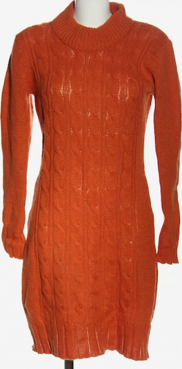 Cecilia Classics Pulloverkleid in L in hellorange, Produktansicht