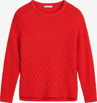 Sandwich Sweater in Neon red, Item view