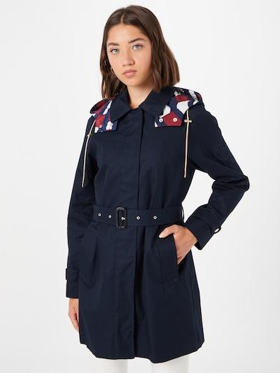 tengerészkék / sötétkék / piros / fehér TOMMY HILFIGER Átmeneti kabátok, Modell nézet