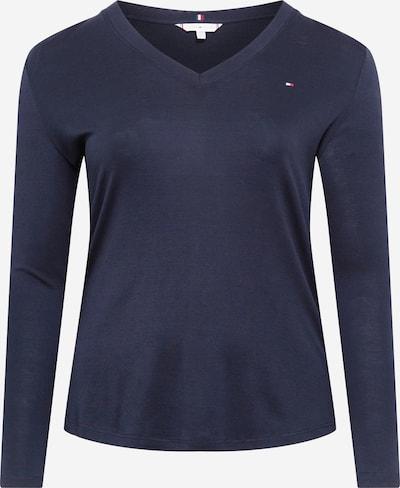 Tommy Hilfiger Curve Majica u tamno plava, Pregled proizvoda