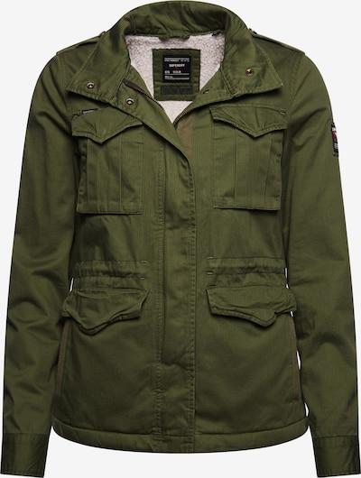 Superdry Overgangsjakke 'Rookie' i khaki, Produktvisning