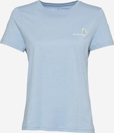 TOM TAILOR T-shirt en bleu fumé, Vue avec produit