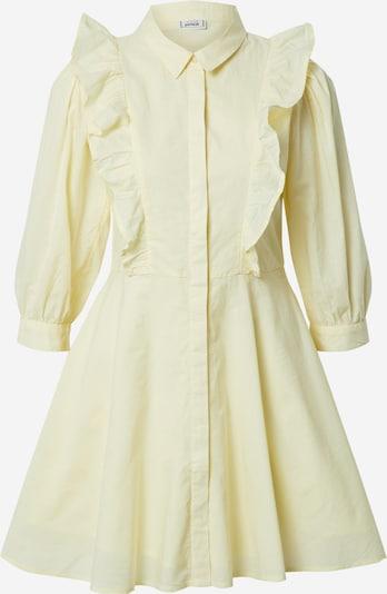 Pimkie Kleid in hellgelb, Produktansicht