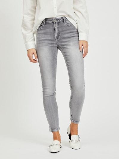 VILA Jeans 'VIEKKO' in de kleur Grey denim, Modelweergave