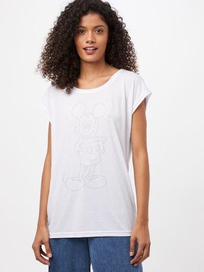 ZABAIONE T-shirt 'Micky' en blanc: Vue de face
