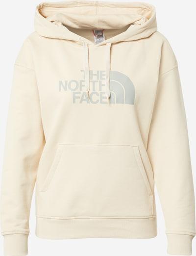 THE NORTH FACE Sweatshirt in de kleur Sand / Zilvergrijs, Productweergave