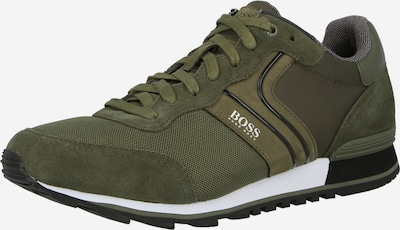 BOSS Casual Sneaker 'Parkour' in khaki, Produktansicht