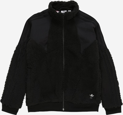 ADIDAS ORIGINALS Fleecejacke 'POLAR' in schwarz, Produktansicht