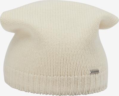 DreiMaster PREMIUM Bonnet en blanc cassé, Vue avec produit