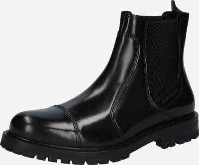 SCOTCH & SODA Chelsea Boots en noir, Vue avec produit