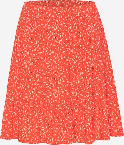 Soft Rebels Sukně 'Jolene' - oranžově červená / bílá, Produkt