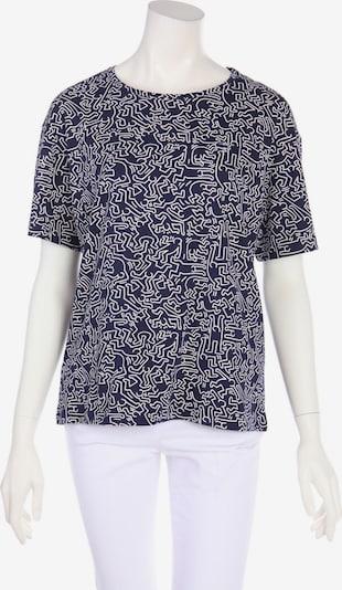 LACOSTE T-Shirt in XL in elfenbein / navy, Produktansicht