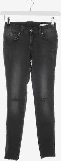 Anine Bing Jeans in 24 in anthrazit, Produktansicht