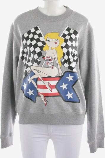 Love Moschino Sweatshirt / Sweatjacke in M in hellgrau, Produktansicht