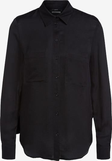SET Hemdbluse in schwarz, Produktansicht