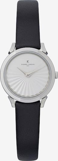 PIERRE CARDIN Uhr in schwarz / silber, Produktansicht