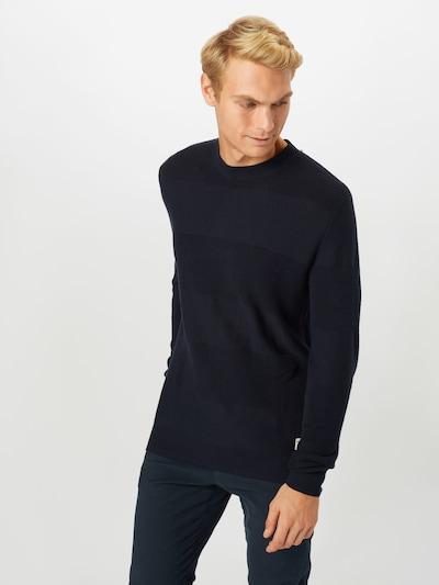Pepe Jeans Pullover 'OSCAR' i mørkeblå, Modelvisning
