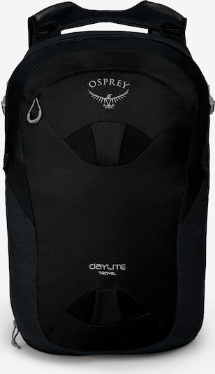 Osprey Sportrugzak 'Daylite Travel' in de kleur Zwart, Productweergave