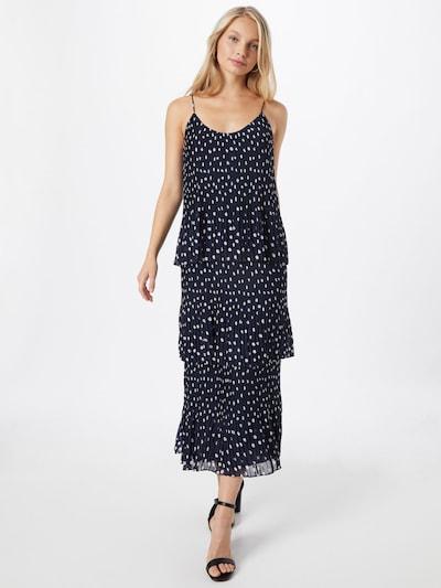 Rochie de vară 'Tatiana' Samsoe Samsoe pe albastru închis / alb, Vizualizare model