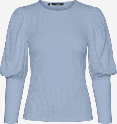 VERO MODA Koszulka w kolorze podpalany niebieskim, Podgląd produktu