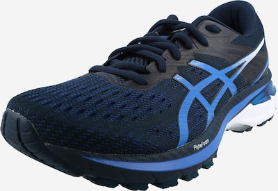 ASICS Laufschuh in cyanblau / dunkelblau, Produktansicht