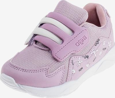 BEjO Sneaker 'Barbel' in pastelllila / schwarz / weiß, Produktansicht