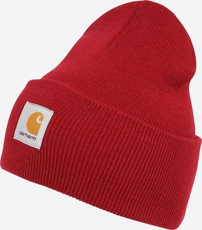 Carhartt WIP Cepure, krāsa - sarkans, Preces skats