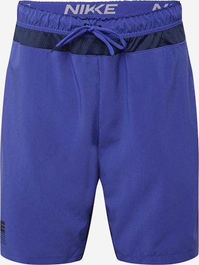 NIKE Spodnie sportowe 'Flex' w kolorze królewski błękit / ciemny niebieskim, Podgląd produktu