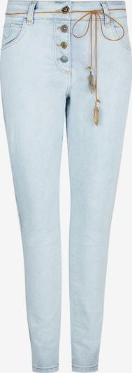 Isla Ibiza Bonita Jeans 'BENIRRAS' in blue denim, Produktansicht