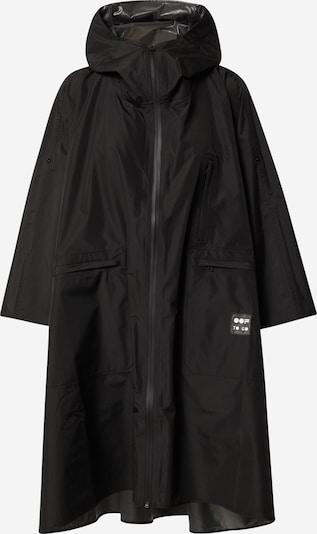 OOF WEAR Mantel 'OF13' in schwarz, Produktansicht