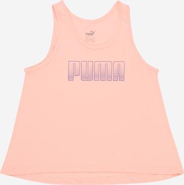 PUMA Top in Orange