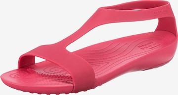 Crocs Sandals 'Serena' in Pink