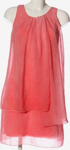 Mandarin Dress in XS in Pink