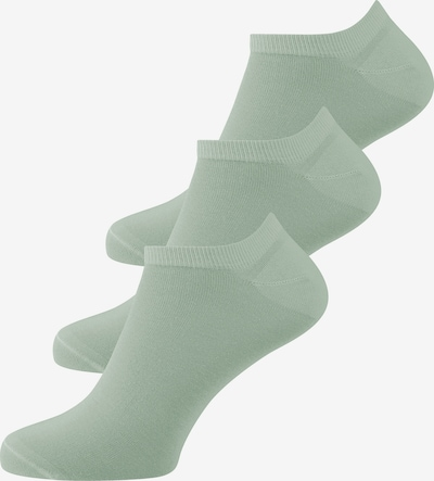ELBEO Bio Sneaker ' 3er-Pack Organic Cotton ' in mint, Produktansicht