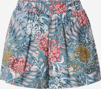 Hunkemöller Spodnie od piżamy w kolorze podpalany niebieski / jasnoniebieski / antracytowy / pomarańczowy / bordowym, Podgląd produktu