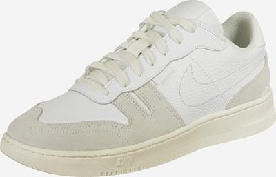 NIKE Sportschoen in de kleur Grijs / Wit, Productweergave