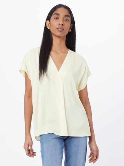 InWear Блуза 'RindaI' в пастелно жълто: Изглед отпред