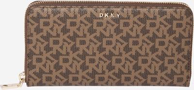 világosbarna / sötét barna DKNY Pénztárcák 'Bryant', Termék nézet