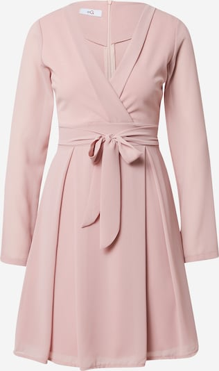 WAL G. Robe en rose, Vue avec produit