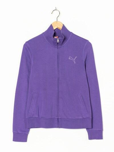 PUMA Sportjacke in M in violettblau, Produktansicht