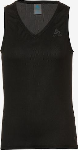 ODLO Sport top 'Active F-Dry Light' - fekete