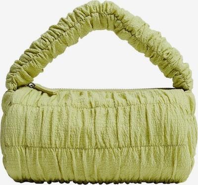 MANGO Tasche 'Mariona' in hellgrün, Produktansicht
