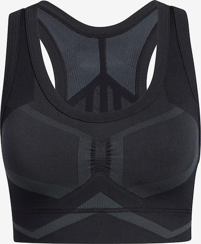 ADIDAS PERFORMANCE Sport bh 'STUDIO 2TNE BRA' in de kleur Zwart, Productweergave